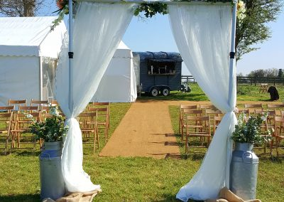 Quantock Meadows Wedding